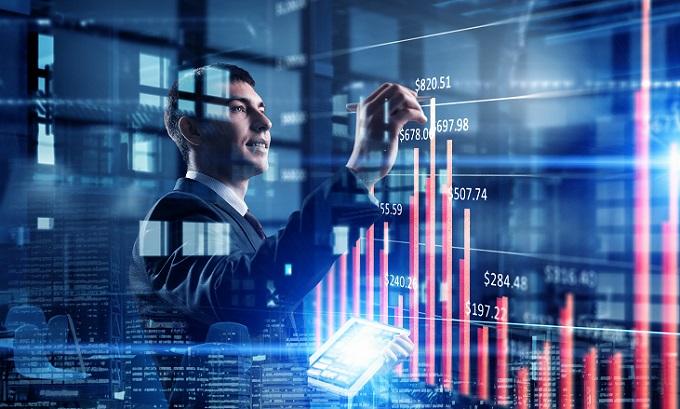Mit einem Leerverkauf setzen die Spekulanten auf sinkende Kurse, um auch bei einem Rückgang der Börse Profite zu erzielen. Die Aktien werden dafür von einem anderen Depot entnommen und sozusagen verliehen. (#02)