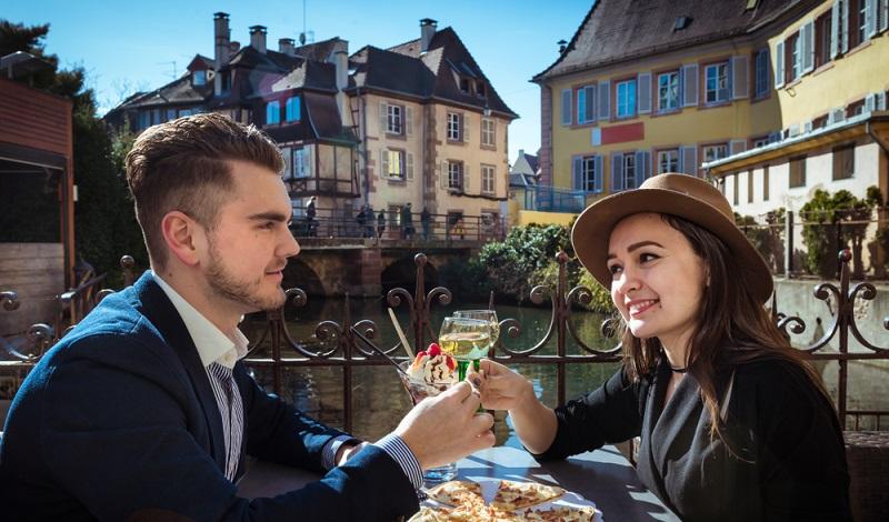 Das wohlhabende Elsass ist ein gutes Pflaster für Investitionen im Osten Frankreichs. (#1)