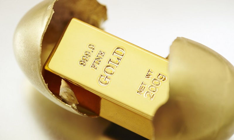Wer sparen möchte, legt sein Vermögen schon immer in Gold an!