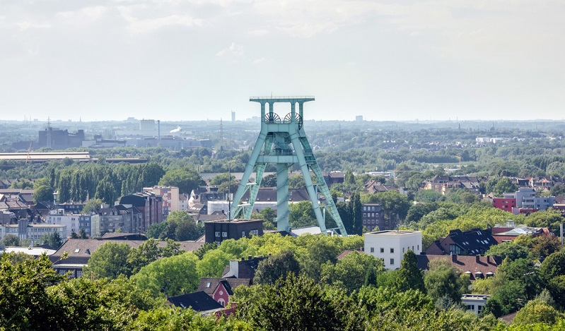 In Bochum liegt der mittlere Neuvertragsmietpreis für Wohnungen bei 8,07 Euro pro Quadratmeter. ( Foto: Shutterstock- VanReeel)
