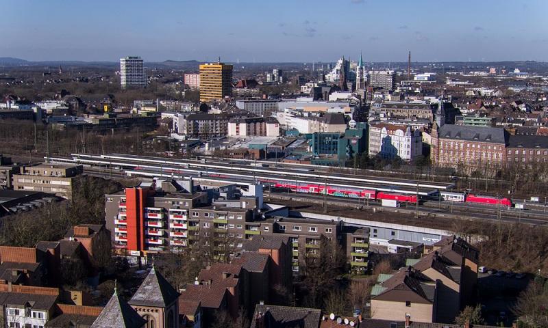 Das ZDF will herausgefunden haben, dass es sich nirgendwo so schlecht lebt, wie in Gelsenkirchen. ( Foto: Shutterstock-Opterix )