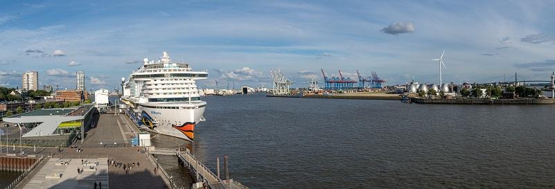 Hamburg ist für Mieter die zweitteuerste Stadt in Deutschland. In Hamburg wird man überall mit offenen Armen empfangen.  ( Foto: Shutterstock- fritschk )