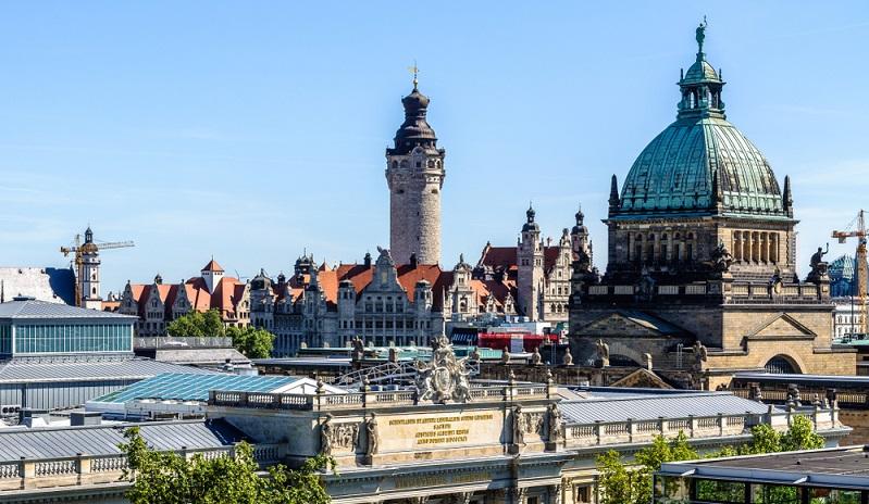 Leipzig ist lebendig wie fast keine andere Stadt. Leipzig wächst und platzt aus allen Nähten. ( Foto: Shutterstock-_Jakob Fischer )