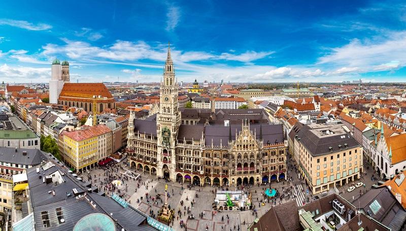 München ist mit Abstand die teuerste Stadt Deutschlands, nicht nur in Bezug auf die Mieten.  (Foto: Shutterstock-S-F)