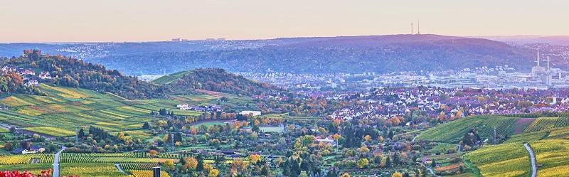 Stuttgart ist nicht nur die Hauptstadt des Bundeslands Baden-Württemberg.  ( Foto: Shutterstock-marako85 )