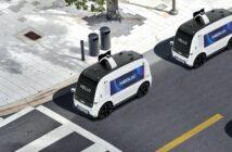 Neolix: Der Traum vom autonomen Fahrzeug ist Realität in Peking ( Bildnachweis: NEOLIX )
